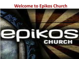 Milwaukee Churches- Epikos Church