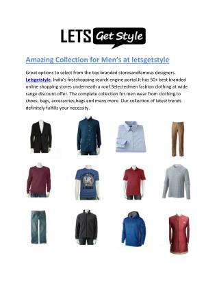 Online shopping cheapest price- letsgetstyle.com