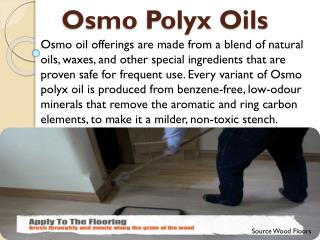Get free sample and buy online osmo polyx oils