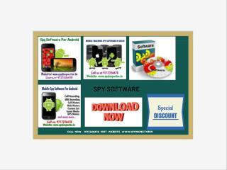 Spy Mobile Software Free Download in Delhi