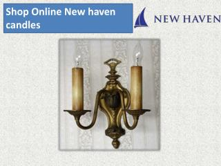 Shop Online New haven candles