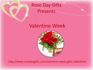 Unique Collection of the Best Gifts for the Valentine Week