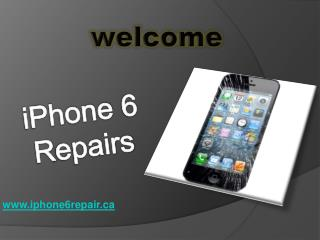 iPhone 6 screen repair services | iPhone 6 screen repairs | iPhone 6 camera repairs