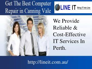 Computer repairs in Canning Vale