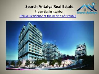 Properties in Istanbul - Search Antalya