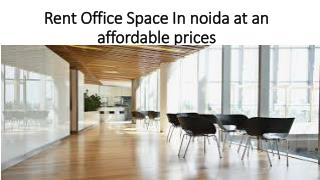 Fully Furnished Office Space in Noida - theiconiccorenthum.com