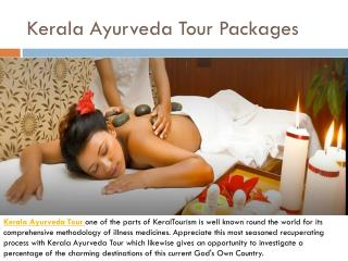Kerala Ayurveda Tour Packages