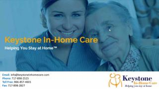 Keystone in Homecare
