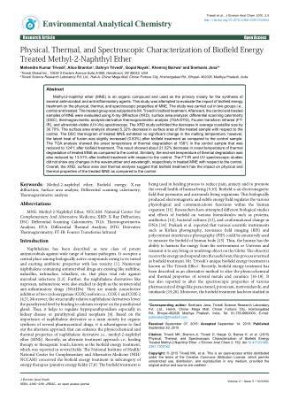 Treated Methyl-2-Naphthyl Ether