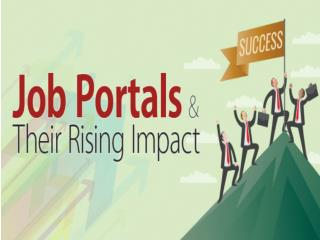Job Portals @Their Rising impact