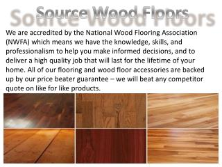 Buy online Wood Flooring Product: Source Wood Floors
