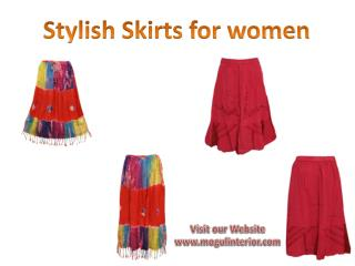 Skirts for New year