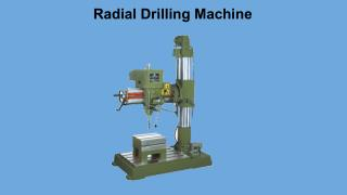 How to Select Better Radial Drilling Machine