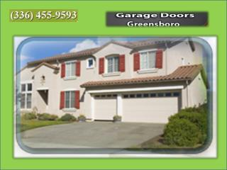 Garage Doors Greensboro NC - (336) 455-9593