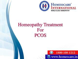 Reduce your PCOS Complications through Homeopathy