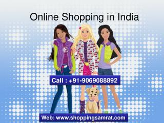 Online Shopping India @ 9069088892