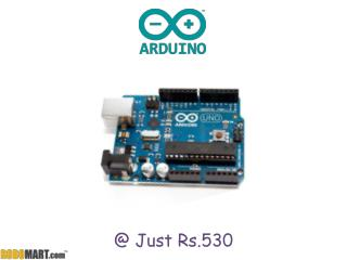Arduino India By Robomart