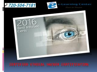 Top Certified Ethical Hacker Certification