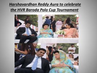 Harshavardhan Reddy Aura