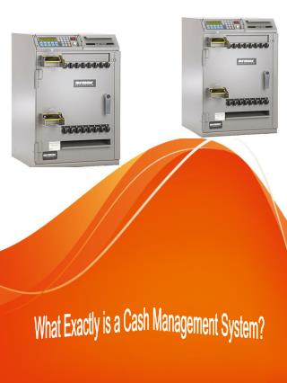 What Exactly is a Cash Management System?
