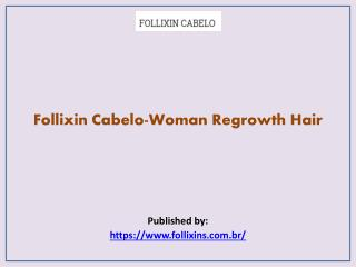 Follixin Cabelo-Woman Regrowth Hair