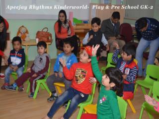 Top play schools in Delhi