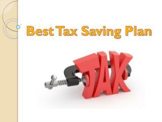 Tax Saving Plans : Top 5 Tax saving investment Plans