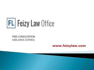 Personal Injury Law Firm - Feizylaw