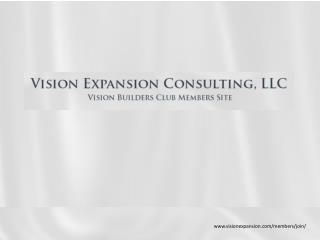 Vision expansion consulting , LLC