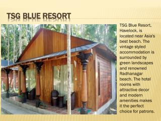TSG Blue Resort
