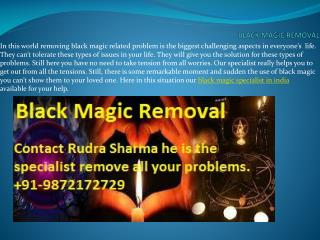 sing Ancient Technologies For Black Magic Removal