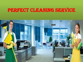 Perfect residential cleaning service for elegant house