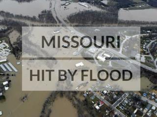 Missouri Hit by Flood