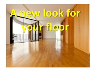 A new look for your floor