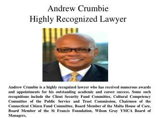 Andrew Crumbie