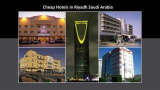Cheap Hotels in Riyadh Saudi Arabia - Holdinn