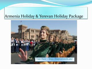Armenia Holiday & Yerevan Holiday Package 37411 276626