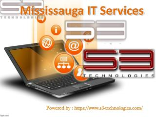 Mississauga IT Support