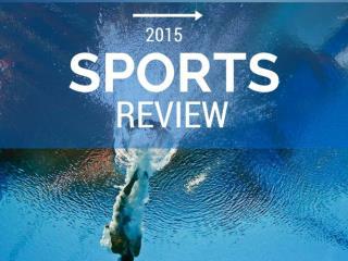 Sports in 2015