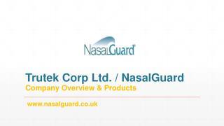 NasalGuard® AllergieBLOCK Gel