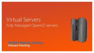Best Virtual Private Servers UK - Infused Hosting