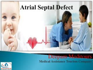 Atrial Septal Defect Surgery in India