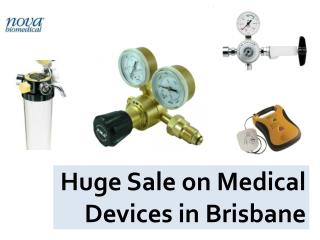 Huge Sale on Medical Devices in Brisbane