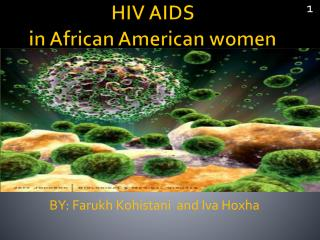 HIV AIDS in African American women