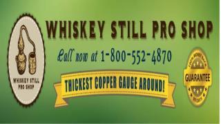 Online Store for Whiskey Stills in USA