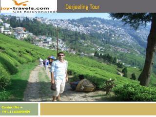 Darjeeling tourist attractions
