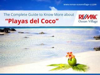 Playas del Coco Real Estate Market - Things You Should Know!
