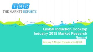 Global Induction Cooktop Industry 2015 Market Research Report