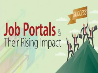 Job Portal And Thier Rising Impact