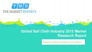 Analysis of Sail Cloth Production, Supply, Sales and Market Status 2016-2021